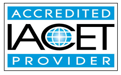 Logo of IACET Accredited Povider
