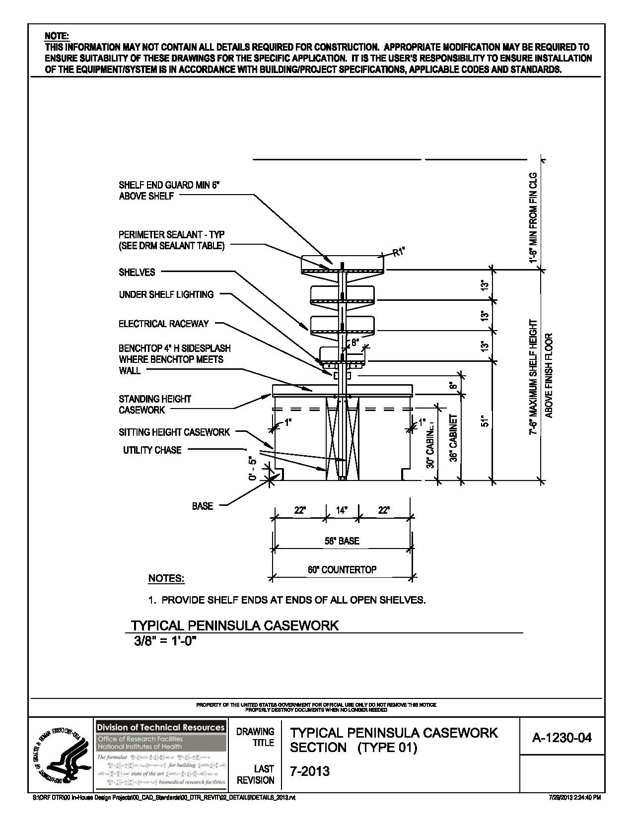 Pin Casework Section And Details On Pinterest