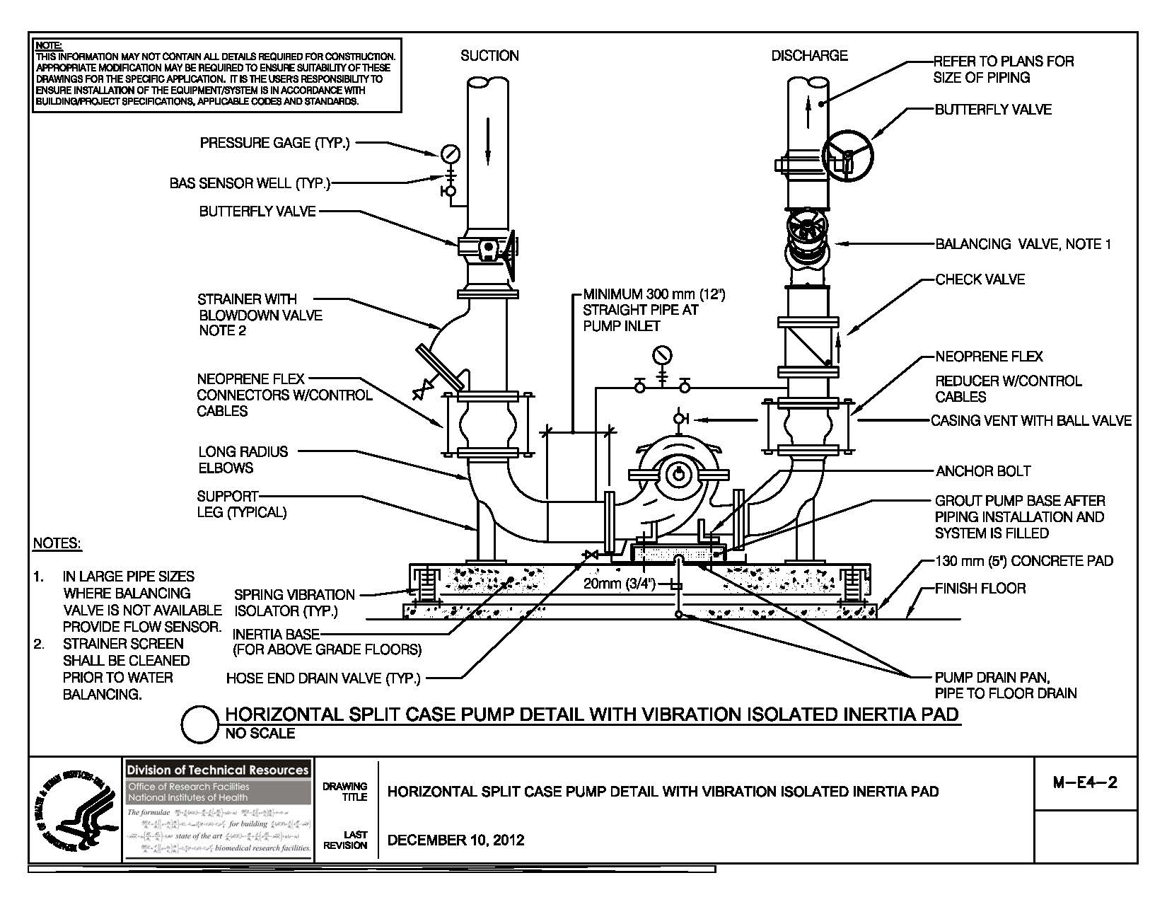 Water Fire Pump Piping Diagram - Wiring Diagrams Dock